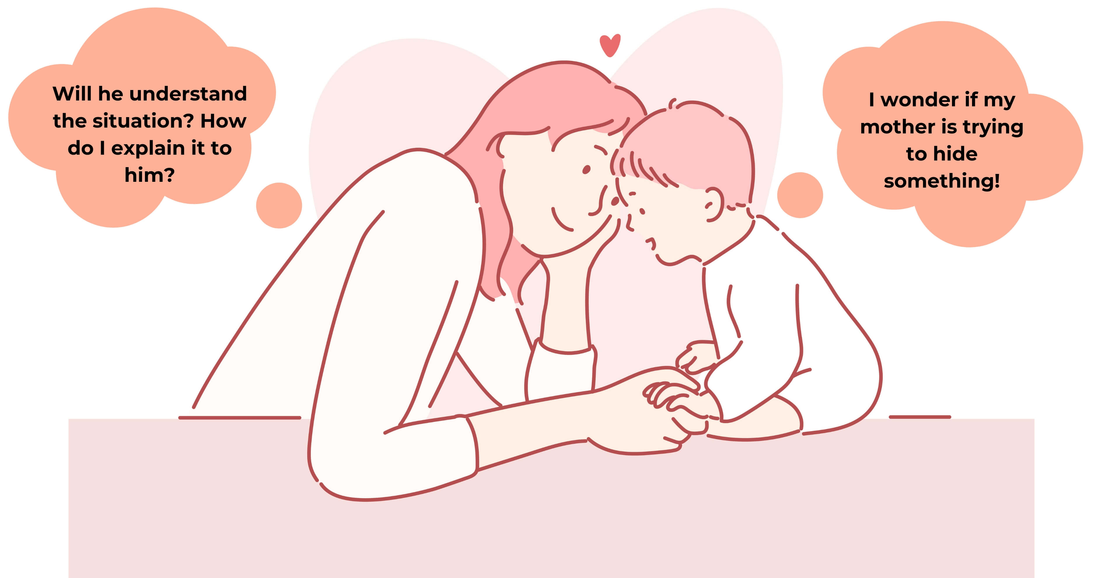 Speaking about your breast cancer with your child